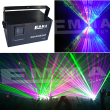 NEW 3000mW rgb mini party lights,disco laser/animation laser projector for christmas