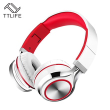 2016 TTLIFE Brand Gamer Headphones Studio Bass Noise Isolating Headphone Gaming Headset Microphone dj 3.5mm auriculares gaming