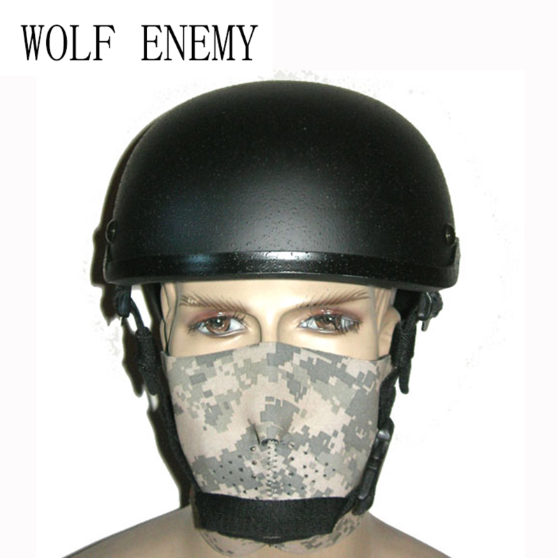 Airsoft ACH MICH 2001 Tactical Helmet Kinds of Color Choice, The Wholesale Price<br>