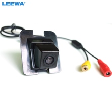 LEEWA HD Car Rear View Camera With LED Lights For Mercedes Benz S-Class Special Reverse Backup Camera #CA4775(China)