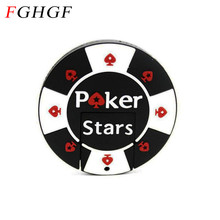 FGHGF fashion poker stars casino chips usb flash drive bargaining chip pendrive thumb car key memory card pen Free Shipping(China)