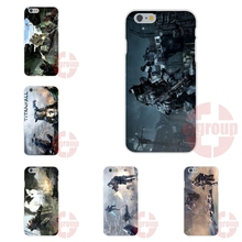 Soft TPU Silicon Popular Hot For Samsung Galaxy Note 2 3 4 5 A3 A5 A7 J1 J2 J3 J5 J7 2016 Cool Titanfall Black Version