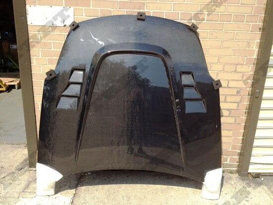06-08 Nissan 350Z bs2 Carbon Fiber Hood9