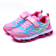 Children Casual Sneaker Kids Brand Top Quality 2017 New Shoes Girls Boys Breathable Summer Shoes Shockproof Sport Shoes 317