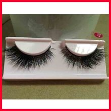 2017 premium wholesale eyelashes create your own brand 3d mink lashes(China)