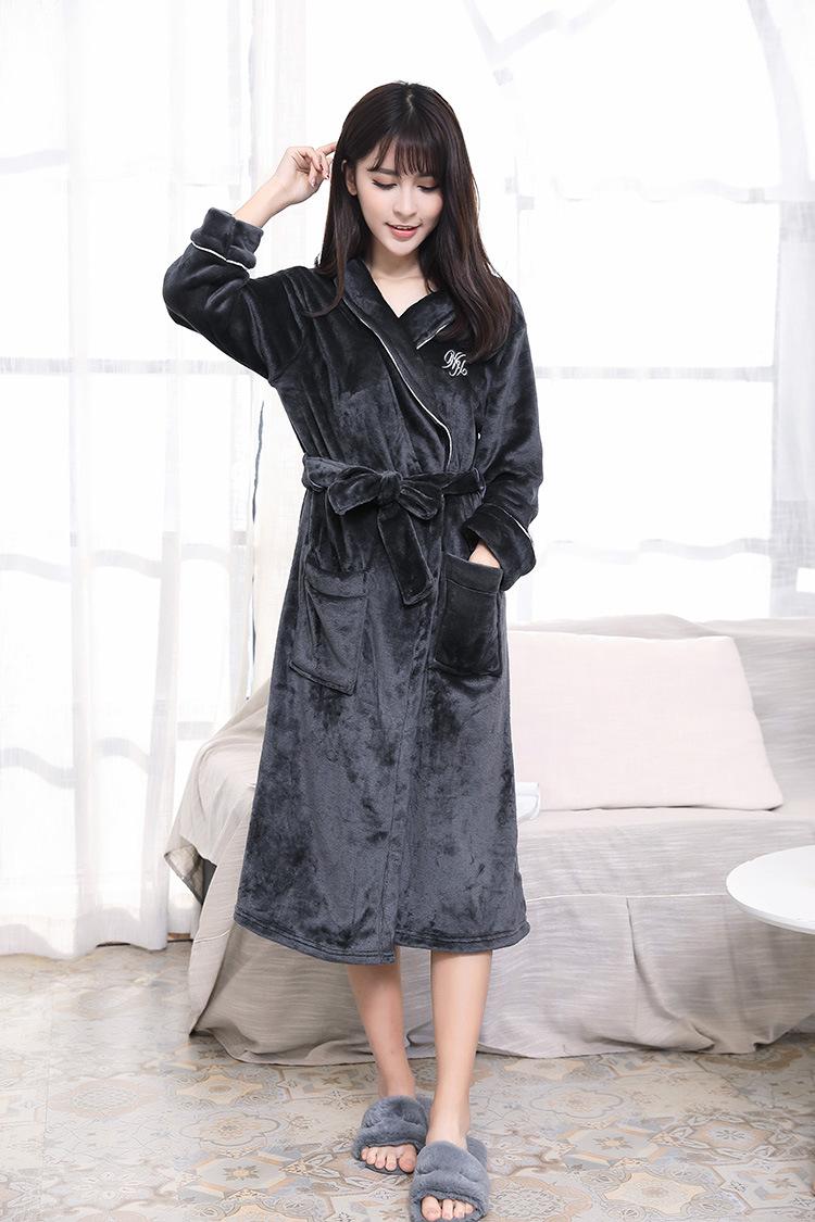 Winter Velvet Bathrobe Chinese Size 4W2A1370 4W2A1368 4W2A1355 4W2A1340 9dbc1bb2d