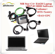 2017 star diagnosis c4 !MB STAR C4 SD CONNECT C4 Diagnostic Tool with WIFI+2017.03 HDD Software Vediamo+DTS+Xentry+E6420 I5 4GB