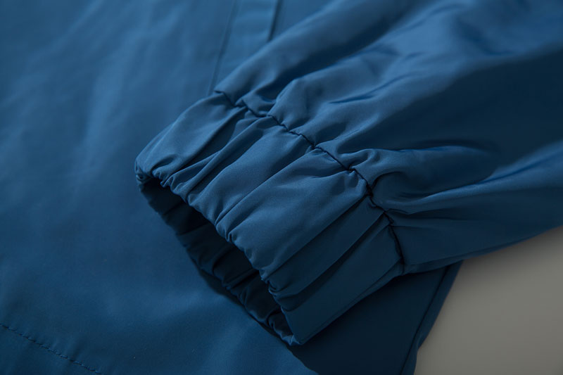 Color Block Patchwork Half Zipper Pullover Jackets 10