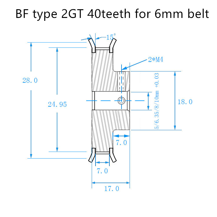 BF-2GT-40T-9B-6