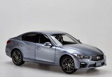 Gifts Original 1:18 New INFIN T SKYLINE 350GT alloy car models Favorites Model