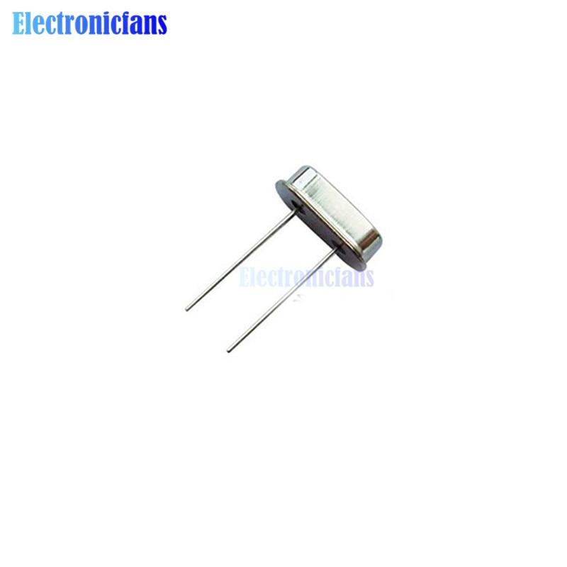 100Pcs Original New 4.000MHZ 4MHZ 4M HZ HC-49S Crystal Oscillator