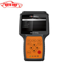 2016 professional diagnosis of ABS and airbag faults Foxwell NT630 AutoMaster Pro ABS Airbag Reset Tool high recommend