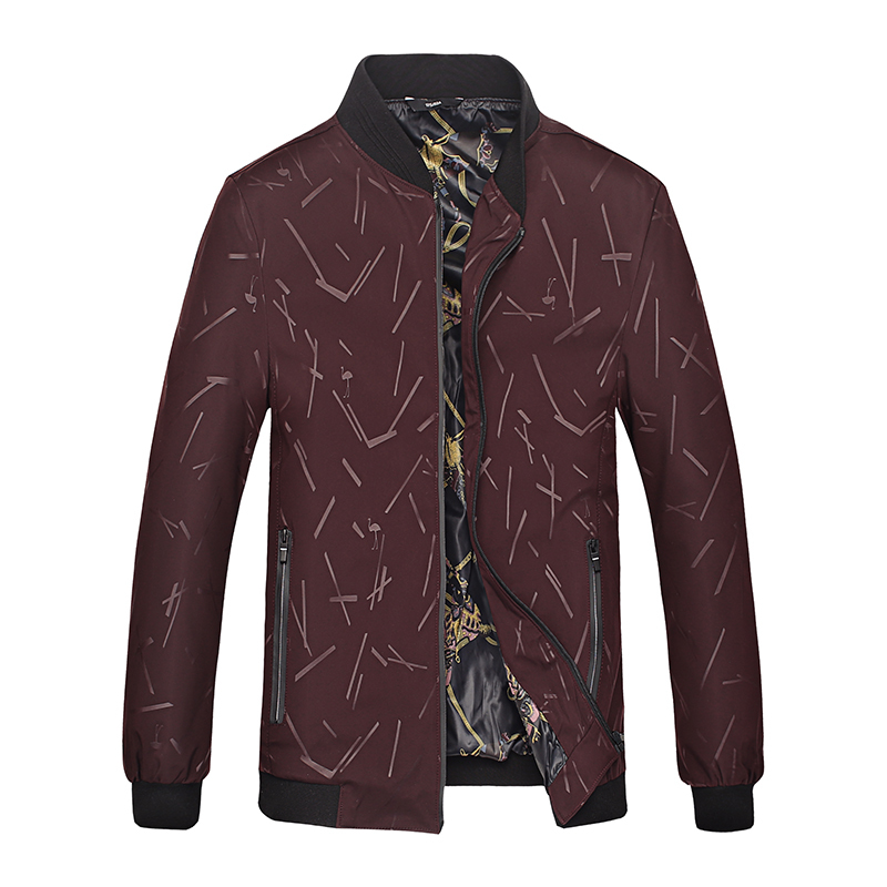 Plus size Solid color New 2017 Casual Jacket 10XL 9XL 8XL 6XL 5XL Men Spring Autumn Outerwear Mandarin Collar Clothing big size