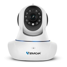 VStarcam C7825WIP 720P HD Wifi IP Camera P/T Memory storage IR-Cut Night Vision Audio record Indoor Security Camera Wireless