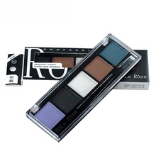 5 Colour Eyeshadow Palette Matte  Earth Color Eye Shadow Professional PNude Makeup Eyeshadow Cheap For Women
