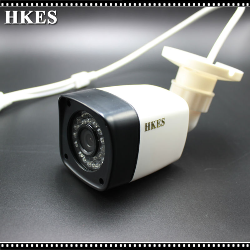 HKES W613 HD 720P 1MP Wired Network IP Security Camera 3.6mm 6mm 8mm<br><br>Aliexpress
