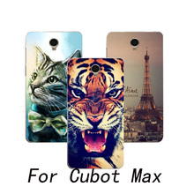 New High-grade 6.0 Inch Cubot Max Mobile Phone Android 6.0 Case Fashion Luxury Protective Cool Printed Cover Case(China)