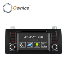 Ownice 4G SIM LTE Android 6.0 Octa Core 32G ROM In Dash Car DVD Player For BMW E39 X5 M5 E38 E53 With Wifi GPS Navi Radio FM