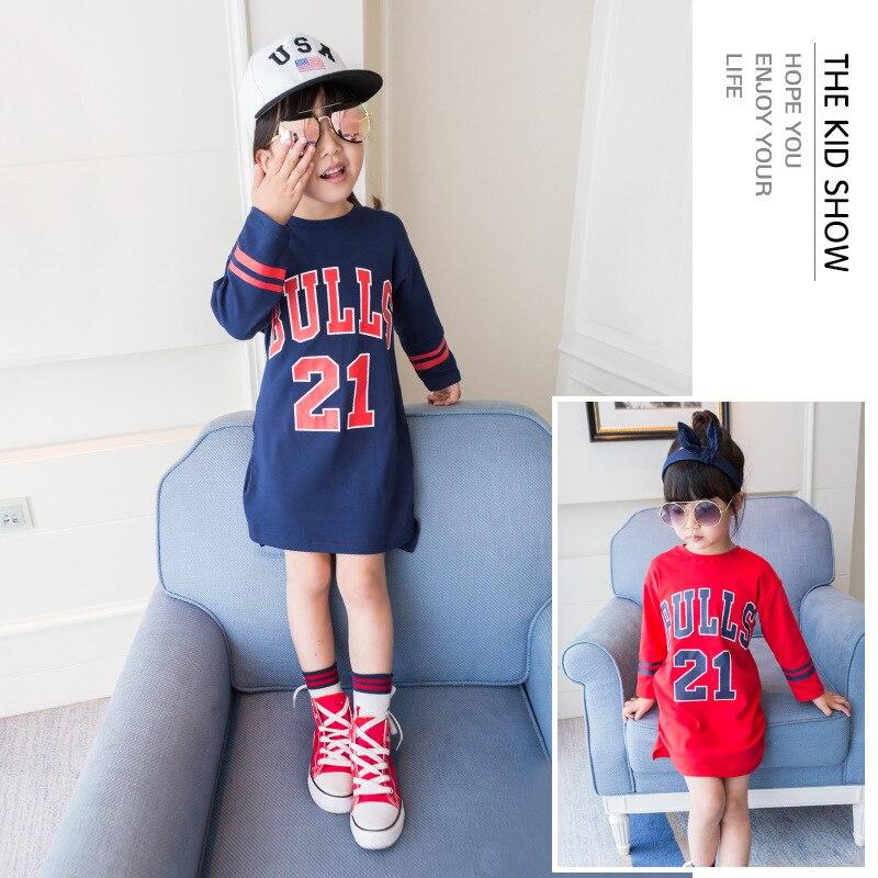 High Quality Dress Baby Girls Clothing Fashion Winter Owl Long Sleeve Girl Cartoon Dress Children Kids Clothes<br>