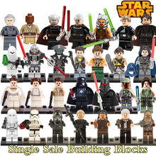 Building Blocks Star Wars Jedi Knight Darth Vader Super Heroes Avengers Deadpool diy figures Model Bricks Kids DIY Toys Hobbies