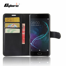 "Buy CYBORIS Luxury Phone Funda Case Doogee Shoot 1 Coque Flip Cover Bags Shoot 1 5.5""cover Fundas Stand Card Holder for $3.99 in AliExpress store"