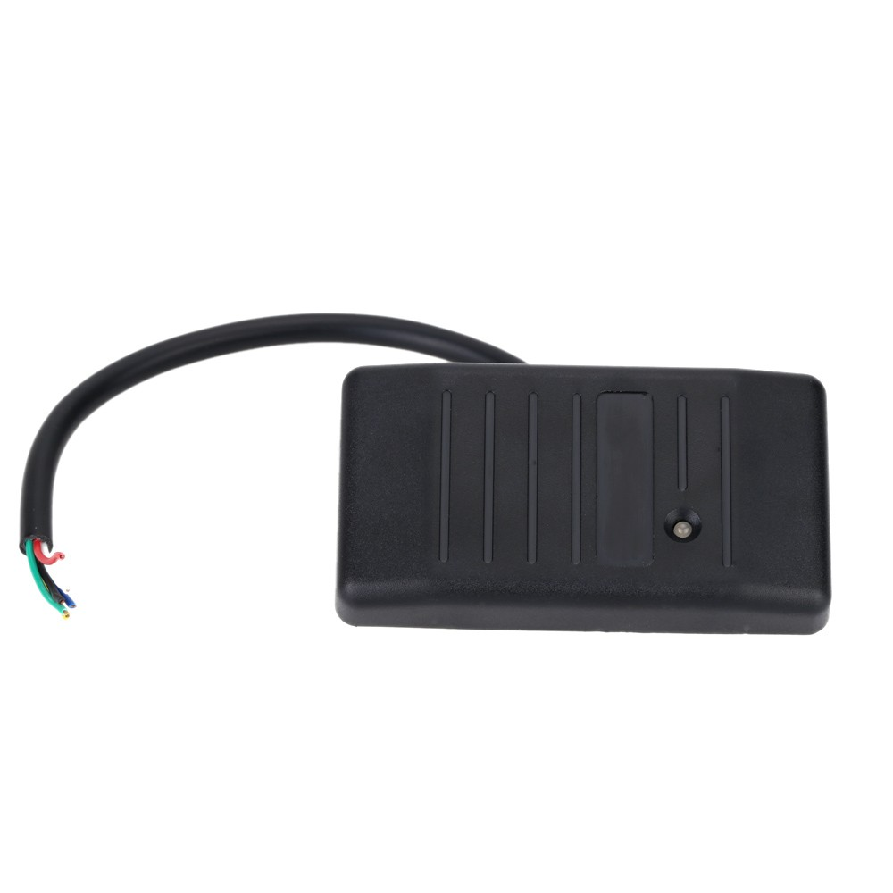 26/34bit Wiegand Proximity /13.56MHz Card Reader for access control with 2 Color LED Indicators(Red and Green)<br>