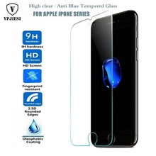Tempered Glass for iphoe x 5 5s se Screen Protector for iphone 6 6s 7 8 plus Glass  High clear/Anti Blue Light Film Protective