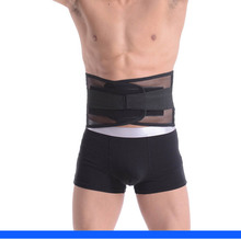 Orthopedic Waist Belt Men Corset Back Support Back Brace Lower Back & Lumbar Supports Fitness Belt Large Size S M L XL(China)
