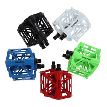 "Professional BMX MTB Mountain Bike Pedal 9/16"" Thread Part Super Strong Ultralight Platform Cycling Pedals Alloy Bicycle Parts"