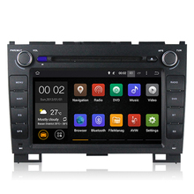 8 inch Quad Core  Android 5.1.1 Car DVD Player for Great Wall Hover H3 H5 DVD GPS Navigation Radio stereo free map
