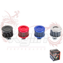KYLIN STORE --- NECK :12MM ROUND MESHED AIR FILTER  FIT OIL CRANKCASE TANK VALVE VENT/BREATHER 20