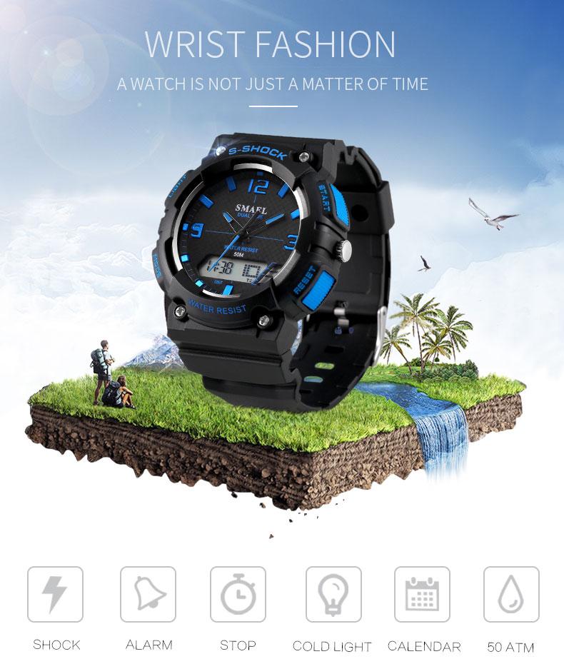 1.sport watch automatic