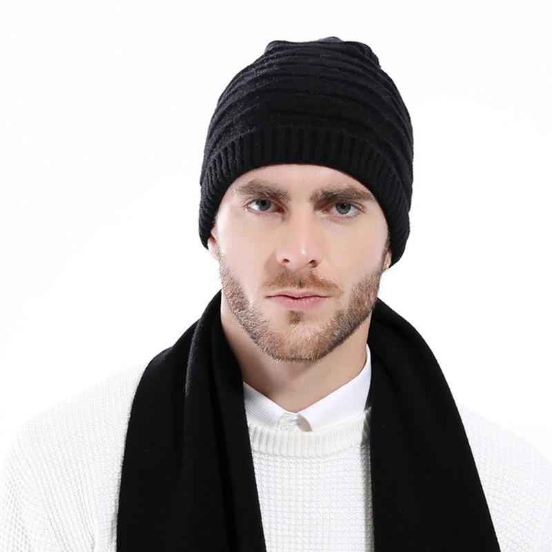 New arrival brand knitted hat for men high quality outdoor beanie outdoor warm men cap fashion soft cotton capsÎäåæäà è àêñåññóàðû<br><br><br>Aliexpress