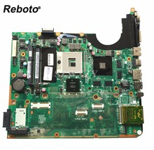 Reboto High quanlity For HP DV6 DV6-2000 Laptop Motherboard Mainboard 605705-001 DAOUP6MB6F0 Full tested(China)