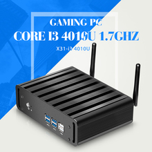 Mini PC Desktop Computer I3 4010u Barebone pc Tablet Computer Support Window 8.1/7/XP Industrial Thin Client(China)
