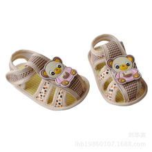 baby shoes crochet  hook and loop shoes 2016 summer new arrive totem Skid canvas cotton shoes baby Toddler shoes yauamdb  y8
