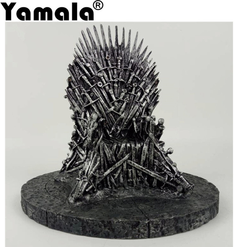 [Yamala] The Iron Throne GAME OF THRONES A Song Of Ice and Fire Figure Model Toys Figure toys <br>