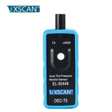 VXSCAN El-50448 Auto Tire Pressure Monitor Sensor TPMS Activation Tool OEC-T5 for Gm Series El-50448 Tire Pressure Monitor(China)