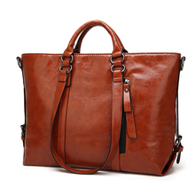 Buy Woman Shoulder Bags Luxury Handbags Women Bags Designer High PU Leather Large Capacity Totes Handbag Bolsas Feminina for $17.70 in AliExpress store