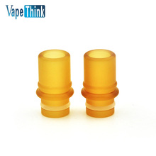 2pcs/lot Vapethink PEI Drip tip 510 heat-resistant mouthpiece drip type tank atomizer electronic cigarette accessory vapor kits