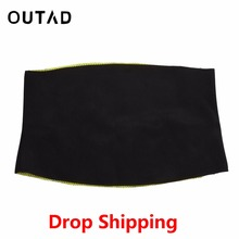 OUTAD Women Adult Solid Neoprene Healthy Slimming Weight Loss Waist Belts Body Shaper Slimming Trainer Trimmer Corsets S-XXXL(China)