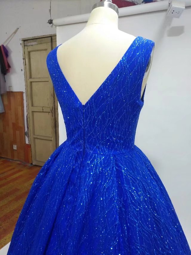 dazzling prom dress (2)