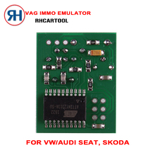 New 2017 VAG Immo Emulator Can emulate good working immobiliser for ( VW, Audi, Seat, for Skoda) Free Shipping(China)