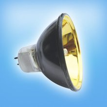 LT05046 Golden Reflector 24V250W GZ6.35 Halogen Lamp for Spectrum Therapeutic Device MR16 FREE SHIPPING(China)
