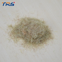 Sand table dry yellow Model viscose grass wool toppings material building model terrain model(China)