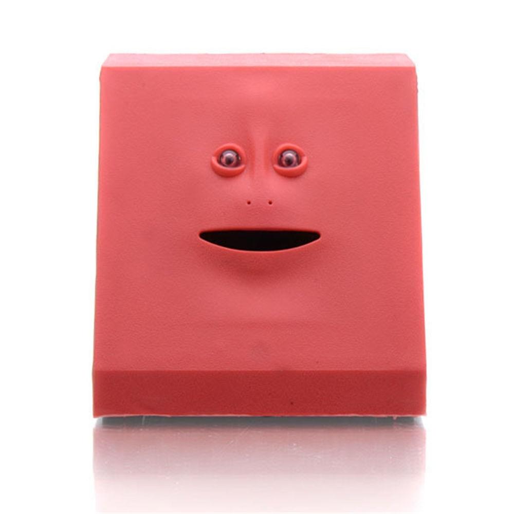 Coin Eating Face Saving Box