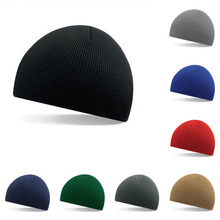 Men Slouch Skull Cap Beanie Women Baggy Winter Warm Cap Crochet Knit Ski Hat New