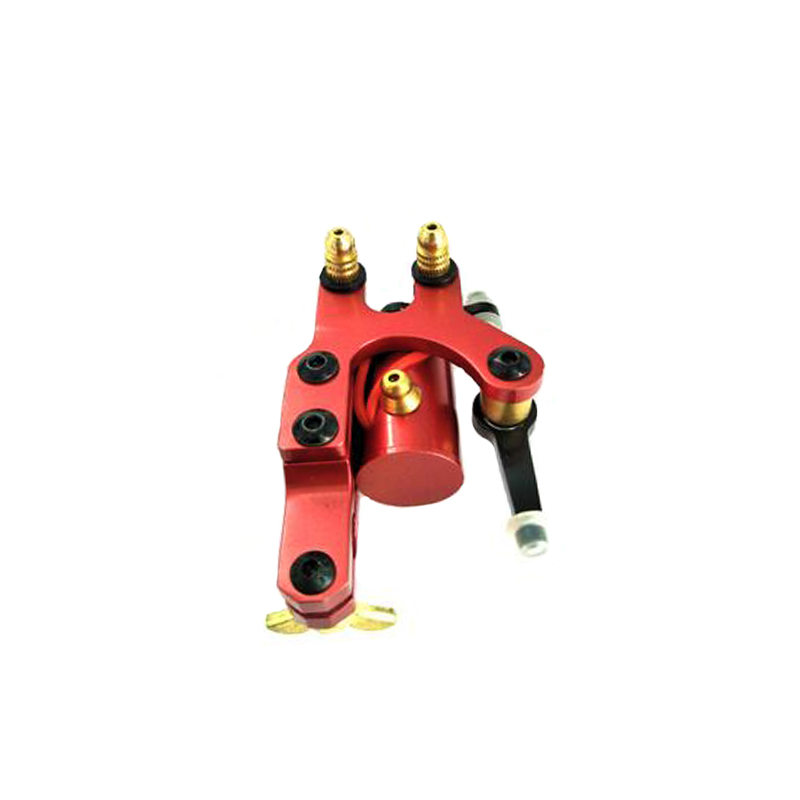 Rotary Tattoo Machine Rotary Gun Swiss Motor Shader Liner Body Art Permanent Makeup Tattoo Supply with Power Supply Footpedal <br>