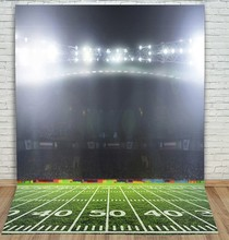 NFL Rugby Sports Football Photography Backgrounds Vinyl cloth Computer printed party backdrop