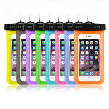 PVC Waterproof Phone Case Underwater Phone Bag Pouch Dry case For Microsoft Nokia Lumia 430 530 532 535 540 610 640 650 550 950
